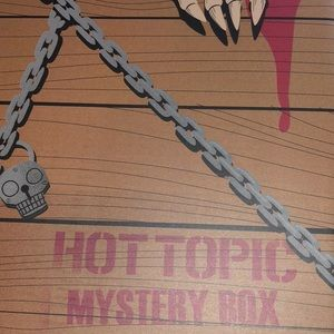 Hottopic Horror Mystery Box Funko POP